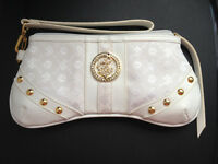 ROCA WEAR WHITE FASHION PURSE