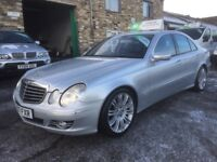 MERCEDES BENZ E280 SPORT AUTOMATIC++FULLY SERVICED++12 MONTH MOT++LEATHER++SENSORS++GOOD CONDITION!