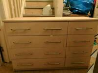 Chest of drawers. Free local delivery.