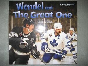 BRAND NEW - HARDCOVER - WENDEL AND THE GREAT ONE