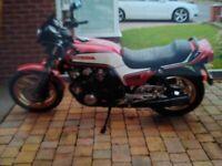 Honda, 1982, 1093 (cc) CB 1100F super Boldor
