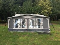 Hobby Prestige 560 4 Berth Caravan + NEW awning