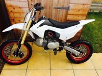 Pit bike yx160 2016