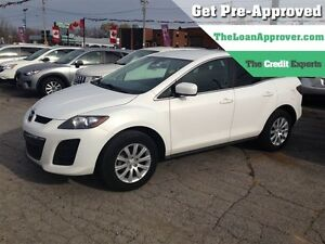 2010 Mazda CX-7 GX * CAR LOANS THAT FIT YOUR BUDGET