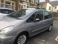 Citroen Xsara Picasso 2.0 HDi Exclusive 5dr full service history 2 keys