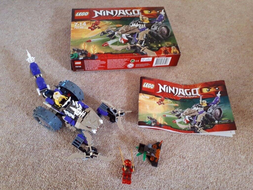 Lego Ninjago 70745