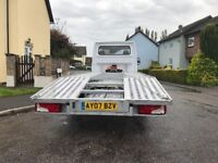 Mercedes Sprinter 311 - recovery vehicle with electric winch