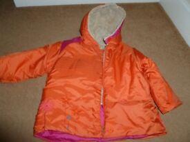 Girls marese coat