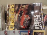 Classic Car Magazine 94 issues from Nov 92 to Feb 01 plus extras