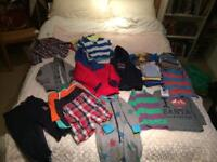 12-18 month boys bundle-40 items