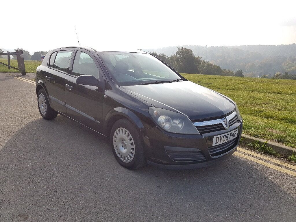 VAUXHALL ASTRA 1.7 CDTi, Diesel, Service History, New MOT, Bluetooth System. Not Focus, A3, Fiesta.