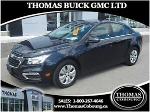 2016 Chevrolet Cruze LT 1LT - SUNROOF, PREMIUM SPEAKERS, LOW KMS