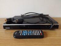 Toshiba DVD Player with Scart Plug