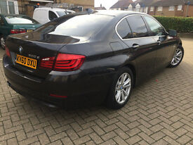 Bmw 520d Special Edition 60 Plate