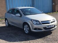 2007 Vauxhall ASTRA 1.6 sxi , mot - August 2018 ,service history ,2 owners,focus,megane,civic,golf