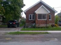Available August 1st, 2 bed room main floor house for rent