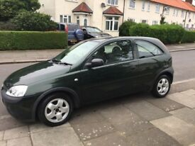 1.2 Vauxhall Corsa- Forest Green - Great 1st car