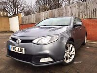 MG MG6 1.8 TCi GT 2012, LOW MILEAGE, LONG MOT (not mondeo, passat, octavia, a4)