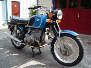 Wanted: Old BMW Motorcycle (Airhead)