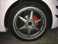 Buddy club alloys 18 inch