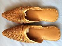 Women indian shoes