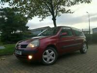 RENAULT CLIO DCI *1 OWNER FROM NEW FULL MOT*