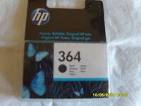 HP printer cartridges - 364