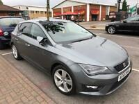 SEAT LEON FR 2.0 Tdi technology pack low milage