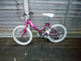 small bicycle for a girl