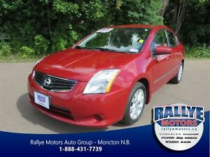 2012 Nissan Sentra 2.0 S! Heated! Sunroof! Traction!
