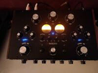 Superstereo DN78 Phantom Valve Audiophile Edition Rotary Mixer + Free Nanuk Case & UK Shipping