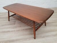 Ercol Golden Dawn Coffee Table (DELIVERY AVAILABLE FOR THIS ITEM OF FURNITURE)