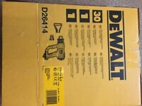 DEWALT HOT GUN D26414 110V BRAND NEW