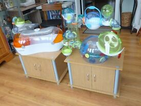 HABITRAIL OVO HAMSTER CAGE FOR SALE