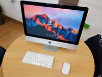 Apple iMac Late 2012 21.5-inch 2.9GHz Quad Core i5 8Gb 1TB HDD 512MB Nvidia Graphics