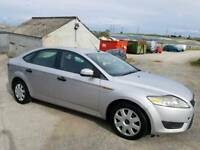2009 FORD MONDEO 1.8 TDCI EDGE 125 BHP 5 DOOR HATCHBACK SILVER