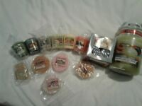 Rare and Retired Yankee candle bundle
