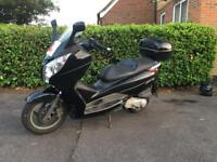Honda S-wing 125 spares or repair