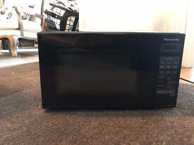 Panasonic Microwave Black Model NN-E281BM - Excellent Condition!