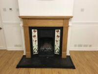 Victorian fireplace and surrounds