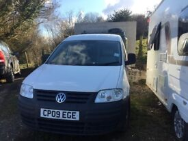 VW Caddy SDi 09 Plate No VAT New Clutch