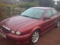 **SPARES OR REPAIR** Jaguar X Type 2.0 td (diesel)