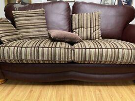 Used sofa suite