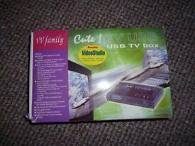 VVMER CUTE! USB TV BOX