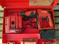 Hilti TE-2A Hammer Drill in Good Condition