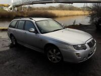 LOOKING FOR A LARGE ESTATE..05 REG ROVER 75 DIESEL ANY GOOD..ALLOYS..CHEAP CAR..NEED GONE PART EX IN