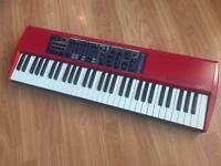 Clavia Nord Electro 2 61-key Keyboard. Excellent condition