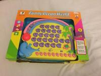 Funny ocean world multi functions study machine 3+ Age