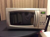 Excellent condition kitchen Microwave