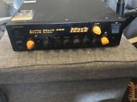 Markbass Blackline Little Mark 250 bass amp head